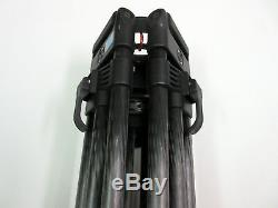 100mm Sachtler CF-100ENG HD Carbon Fiber Tripod Legs 5390 Tripods Warranty