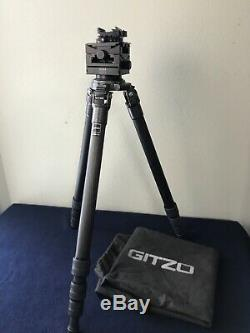 Arca Swiss C1 Cube with Gitzo GT3451LS 6x Carbon Fiber Tripod