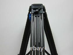 Benro C673TM Carbon Fiber Tandem-Leg Video Tripod (75mm Bowl)