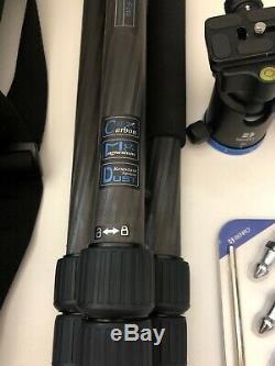Benro FIF28CIB2 Carbon Fiber Transfunctional iFoto Series Tripod