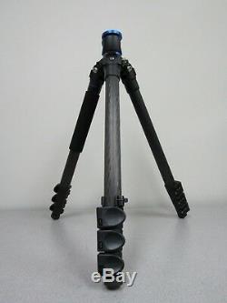 Benro GC358F GoClassic Carbon Fiber Tripod Max Load 39.6 lb / 18 kg
