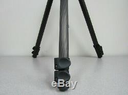 Benro TAD37C Series 3 Adventure Carbon Fiber Tripod / Max Load 30.9 lb (a)