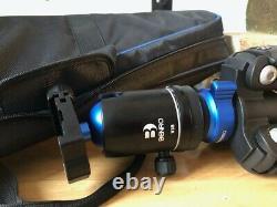 Benro TMA38CLV3 Series 3 Mach3 Carbon Fiber Tripod with V3 Ball Head