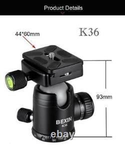 Camera Tripod Monopod Carbon Fibre Video Camera Stand 3 Legged Thing ZOMEI