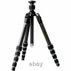 FLM CP26-Travel Centerpod Carbon Tripod, Holds 26 Lbs, Extends to 55