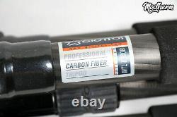 Giottos MTL-8360B Carbon Fibre Tripod + Manfrotto Quick Release