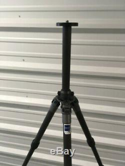 Gitzo 1228 G1228 Mountaineer CARBON FIBER 4 section tripod! MADE IN FRANCE