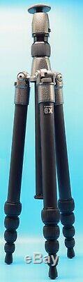 Gitzo G1155T 6X Carbon Traveler WithHead Exc+++++++++++