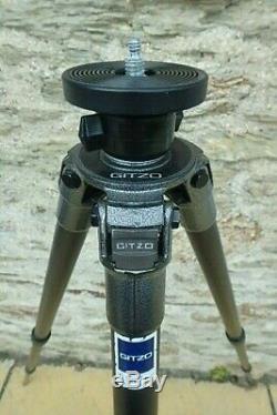 Gitzo G1227 Mk2 carbon fibre tripod