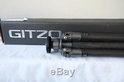 Gitzo G1258 Mountaineer Carbon Fiber Tripod