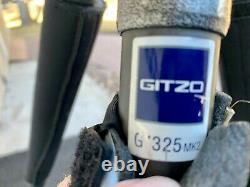 Gitzo G1325 Mk2 Mountaineer Carbon Fiber Tripod 3 section