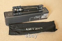 Gitzo GK0545T-82TQD Series 0 Traveler Carbon Fiber Tripod & GH1382TQD Ball Head