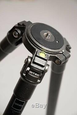 Gitzo GT 3541LS Systematic 6x carbon fibre tripod