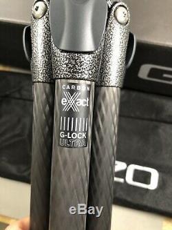 Gitzo GT1532 Series 1 Carbon Fiber 3-Section Mountaineer Tripod LN