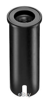 Gitzo GT1555T Series 1 Carbon 5 Sections Traveler Tripod (Black)