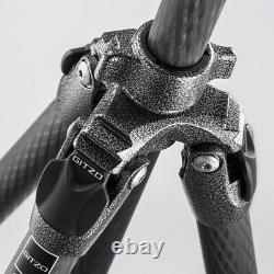 Gitzo GT2532 Mountaineer Series 2 Carbon Fiber Tripod Max Height 65.4