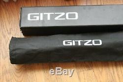 Gitzo GT2540T TRAVELER 2 Tripod including GH2780TQR HEAD MINTY
