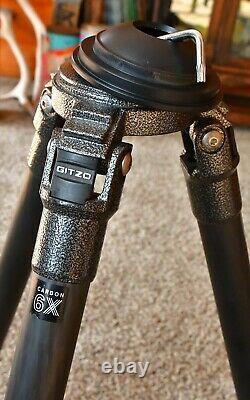 Gitzo GT3531L SV Ser 3 Carbon Fiber Systematic tripod w Std Mt + Video 75mm Bowl