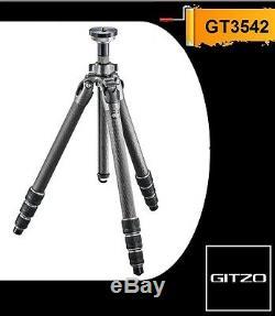Gitzo GT3542 Mountaineer Series 3 Carbon Fiber Tripod Mfr# GT3542