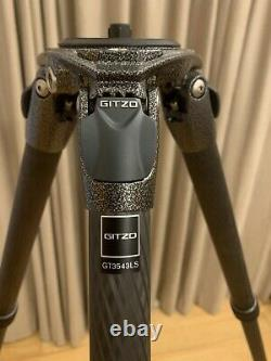 Gitzo GT3543ls Systematic Carbon Tripod