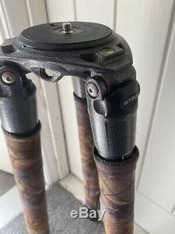 Gitzo GT5532LS Series 5 carbon tripod, and leg coats