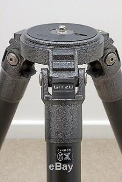 Gitzo GT5541LS Series 5 Systematic carbon fibre tripod