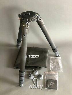 Gitzo GT5542LS Systematic Series 5 Carbon Fiber Tripod NOS Photography Birding