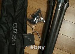 Gitzo GT5563GS Giant Carbon Fibre Tripod Mint Condition Only Used 3 Times