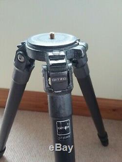 Gitzo carbon fibre tripod
