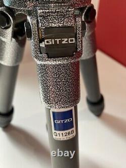 Gitzo carbon fibre tripod G1128b