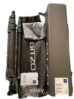 Gitzo carbon fibre tripod GT1542T Traveler Series 1