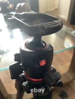 MANFROTTO MT190CXPRO Carbon Tripod With XPRO Ball Head