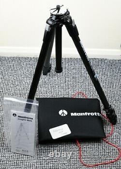 MANFROTTO MT290XTC3 290 Xtra Carbon Fibre Tripod Perfect Condition + Warranty