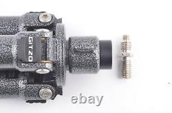 MINT- GITZO GT0541 MOUNTAINEER 6X CARBON FIBER TRIPOD LEGS, SUPPORTS 11lbs
