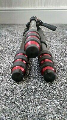 Manfrotto 190 carbon fibre tripod