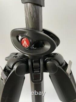 Manfrotto 190CXPR04 Carbon Fibre Tripod