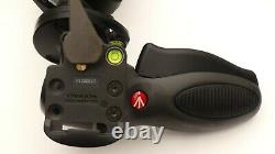 Manfrotto 190CXPRO3 Carbon Fibre Tripod with 324RC2 Compact grip ball head