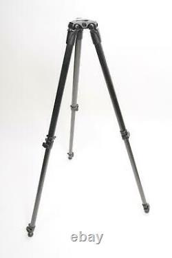 Manfrotto 535 MPro Carbon Fiber Tripod Legs Bogen #781