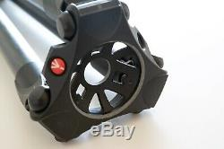 Manfrotto 536 Carbon Fiber Professional Tripod MBAG80PN Case 100mm Bowl 10- 80