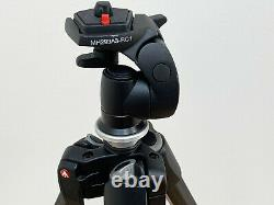 Manfrotto CARBON FIBRE Tripod 732CY-A3RC1 for DSLRs, Camcorders, Scopes, etc