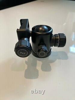 Manfrotto Carbon One 441 Photo Tripod + Benro 3D Ball Head (B0)