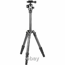 Manfrotto MKELES5CF-BH Element Carbon Fiber Small Traveler Tripod, NoFees
