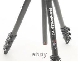 Manfrotto MT055CXPRO4 Carbon Fibre Tripod (8945BL)