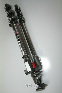 Manfrotto MT055CXPRO4 Carbon Fibre Tripod only