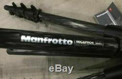 Manfrotto MT190CXPRO4 Carbon Fiber 4 Section Tripod SOF CAG DEVGRU SOCOM
