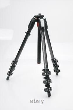 Manfrotto MT190CXPRO4 Carbon Fiber Tripod Legs #630