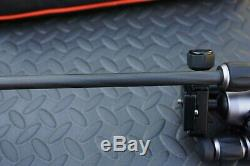 MeFoto RoadTrip C1350Q1 Carbon Fiber Tripod / Monopod Kit Titanium