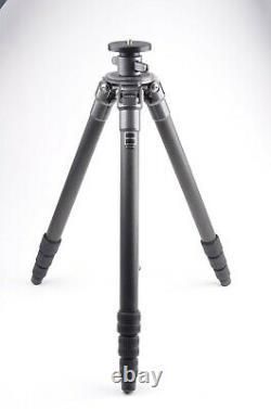 Mint- Gitzo Gt3541l Series 3 Mountaineer 6x Carbon Fiber Long Tripod Barely Used