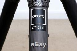 NEW Gitzo 6X Carbon Fibre Traveller Tripod GT1544T