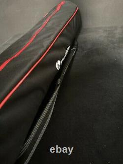 New Manfrotto Head Nitrotech 12 /536 MPRO Carbon fiber legs ground Spreader bag
